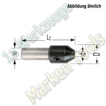 Bohreraufnahme 3mm S=10x21mm