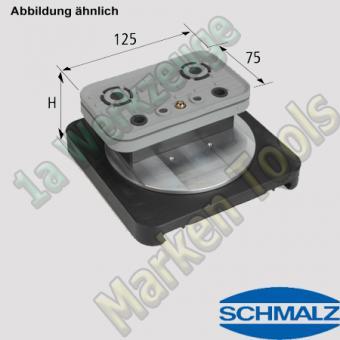 CNC Schmalz Vakuum-Sauger VCBL-S1 125x75x32,7  360°drehbar