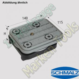 CNC Schmalz Vakuum-Sauger VCBL-S4 140x115x50 360° z.B. Morbidelli SCM