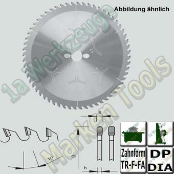 Dia DP Format- Sägeblatt Ø350x3,2x2,2xØ30 Z=60 TR-F-FA NL Combi3