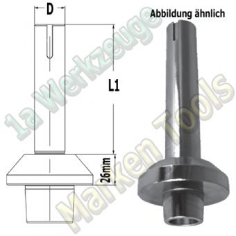 Fräsdorn Hofmann Martin Panhans SCM HSK/Weinig D=30x170mm, A=26mm