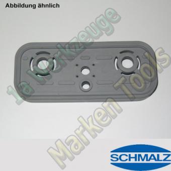 Schmalz Saugplatte VCSP-O 120x50x15.5 für Vakuum Sauger