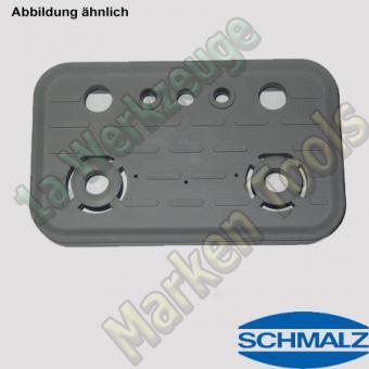 Schmalz Saugplatte VCSP-O 125x75x16.5 für Vakuum Sauger