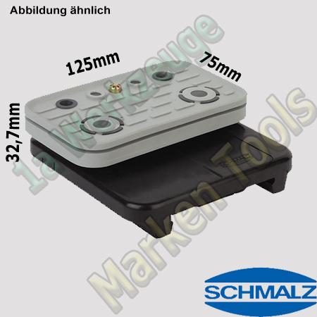 CNC Schmalz Vakuum-Sauger VCBL-S1 125x75x32,7 Q TV