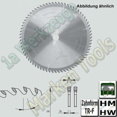 HM HW Platten-Aufteil-Sägeblatt Ø350x4,4x3,0xØ30 Z=72 TR-F NL Combi3