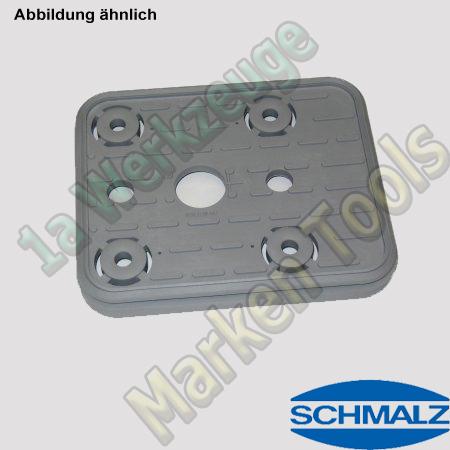 Schmalz Saugplatte VCSP-O 140x115x16.5 für Vakuum Sauger VCBL K1 + VCBL K2