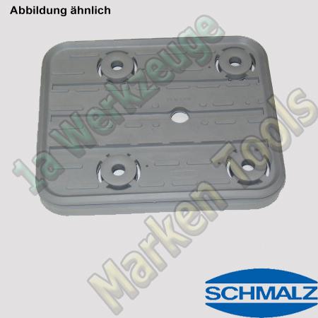 Schmalz Saugplatte VCSP-U 140x115x16.5 für Vakuum Sauger VCBL-K1 !!für UNTEN