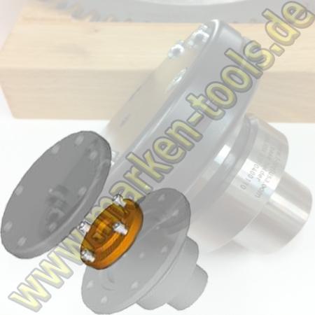 zu Kombi-Sägeblattaufnahme SA3 Adapterstück Ø35mm